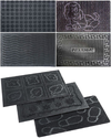 Rubber Hexagon Mats