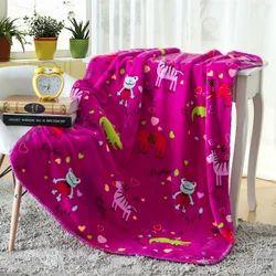 Flannel Kids Blanket