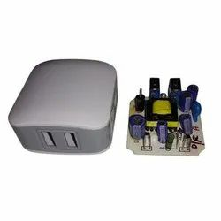 2.5 Amp Double Charger