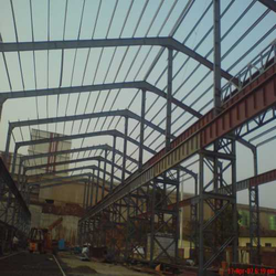 Stainless Steel Structure Roofing