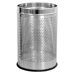 SS Perforated Dustbin
