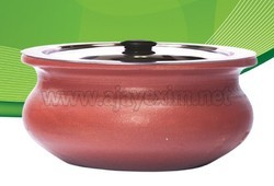 South Indian Clay Biryani Pot