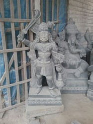 Aiyyanar Statue