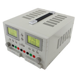 Fixed Output DC Power Supply, Output Voltage: 2 X 0-30vdc