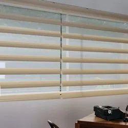 Polyester Roman Window Blind
