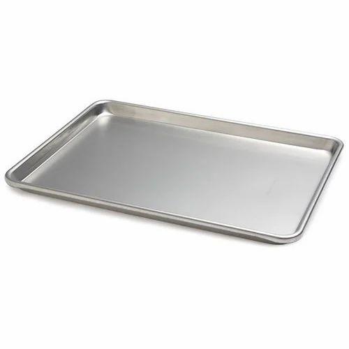 Stainless Steel Bakery Tray For Hotelrestaurant Rs 200 Kilogram