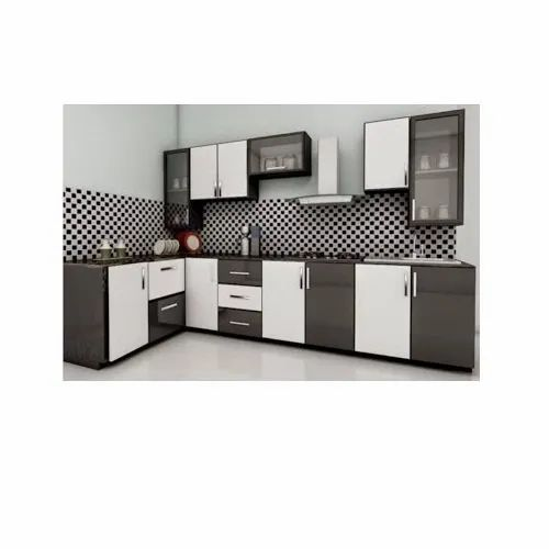 Pvc Modular Kitchen Manufacturer From: Designer PVC Modular Kitchen Wholesaler