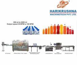 Mineral Water / Juice Packaging Line