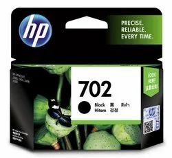 HP 702 Black Ink Cartridge