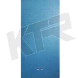 KTR Wushu Mat Complete Set With (Blue & White Cover)