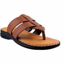 Casual Designer Men Slipper, Size: 6, 7, 8, 9, 10