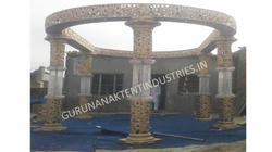 CS-11 Luxurious Wedding Stage