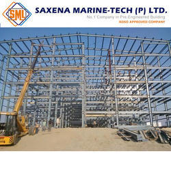 Steel plates Pre Commercial Building Structure
