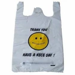 Printed Polyethylene Bag