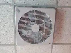 Peekay White Wonderland False Ceiling Fan With Remote