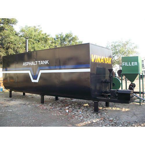 Bitumen Storage Tank - Bitumen Tank 20 Ton Manufacturer from