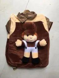 Teddy Bear School Bag
