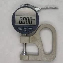 Digimatic / Digital Thickness Gauge 0.001mm for Polythene , Plastic film thickness  (Precise)