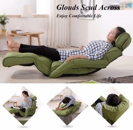 Foldable Convenient Sofa Chair Dimensions 192 X 75 18 Cm