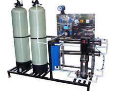RO System for Commercial Industry