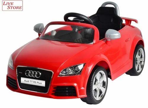 Car For Kids >> Officially Licensed Audi Ride On Car For Kids 12v Battery