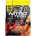 Muscletech Nitrotech 10lbs, Packaging Type: Pouch, For Muscle Building