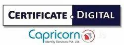 Capricorn Digital Signature Certification Service
