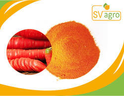 Natural Organic Spray Dried Carrot Juice Powder