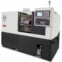 Ace Miromatic Ace Micromatic Jobber LM CNC Lathe Machine, Max Spindle Speed: 4000 Rpm