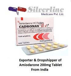 Amiodarone 200mg Tablet
