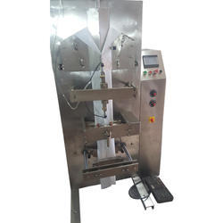 Oil Milk Pouch Packaging Machine