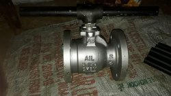 Audco Stainless Steel Single Piece Ball Valve Class 150