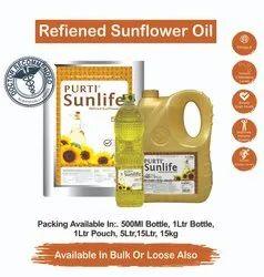 Pansari Sunflower Oil