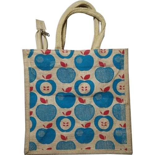 5 Kg Printed Jute Bag