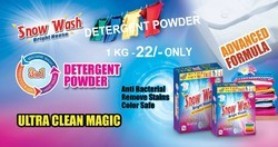 Washing Soap Powder