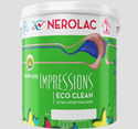 Nerolac Soft Sheen Impressions Eco Clean Paint, Packaging Type: Bucket