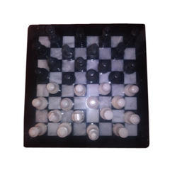 Marble Chess Pieces