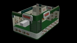 Exhibition Stall Services, Location: Delhi Ncr, Pan India