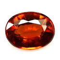Brown Color Gems Gemstone Gomed Garnet Stone 8.30 Ratti