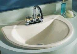 Kohler Silver bathroom fittings