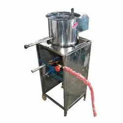 Gas Type Pop Corn Making Machine