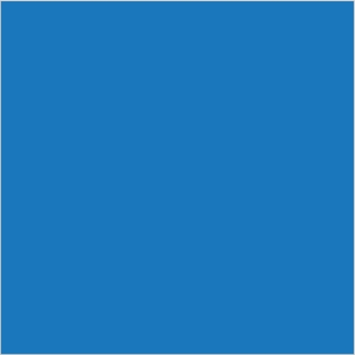 Aluminum Foil Plastic Sea Blue Solid Color Aluminium Composite Panel Mapl 211