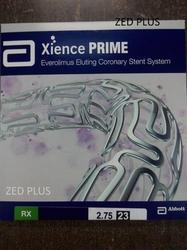 Xience Prime Coronary Stent