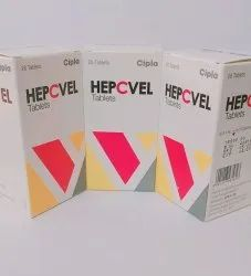 Hepcvel Tablet