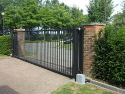 Automatic Motorized Sliding Gate