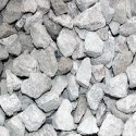 Grey Raw Material Stone Chips( Crushed Stone), Size: 20mm, Packaging Size: Loose