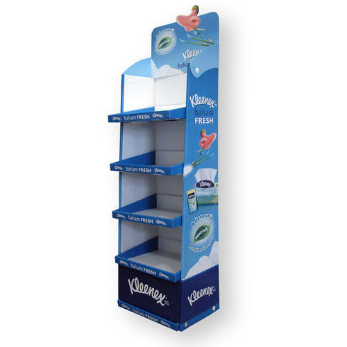 Floor Standing Display Unit