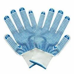 Plain Gloves And Dotted Gloves