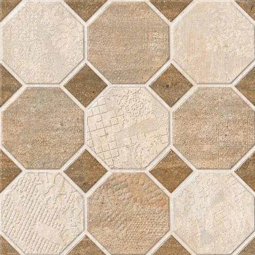 Multicolor Ceramic Parking Tile, Size: Medium, Rs 31
