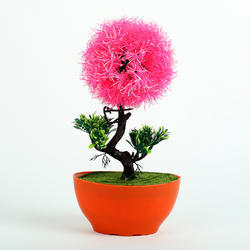 Home Decorative Artificial Flower Plant